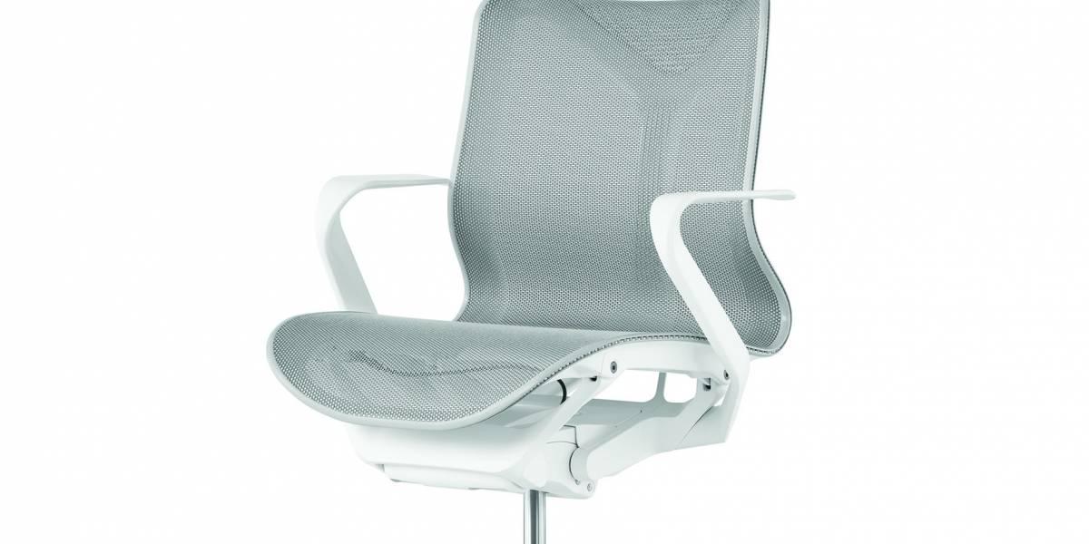 Una silla para que te olvides de estar sentado