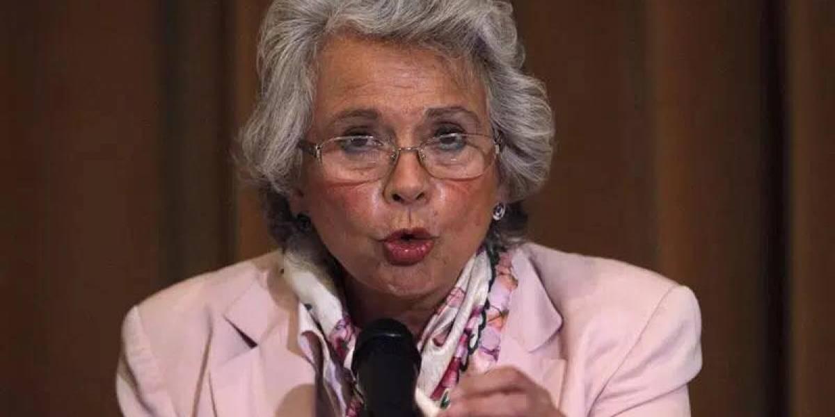 Escucharemos a la ciudadanía: Olga Sánchez Cordero
