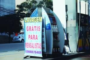 Posto de gasolina