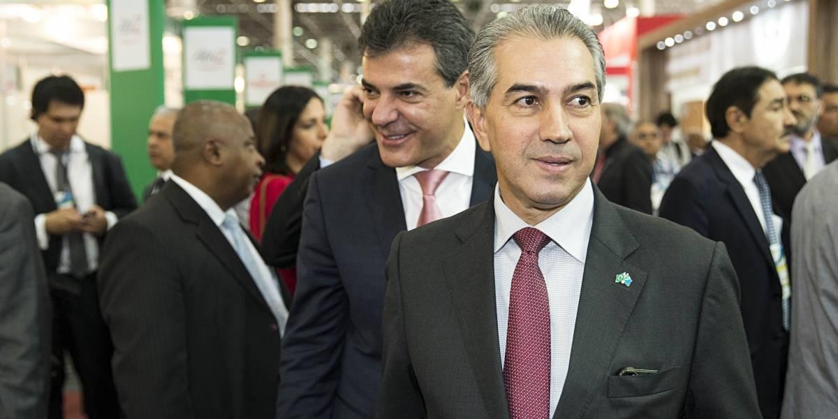 Governador de Mato Grosso do Sul é alvo de operação da PF