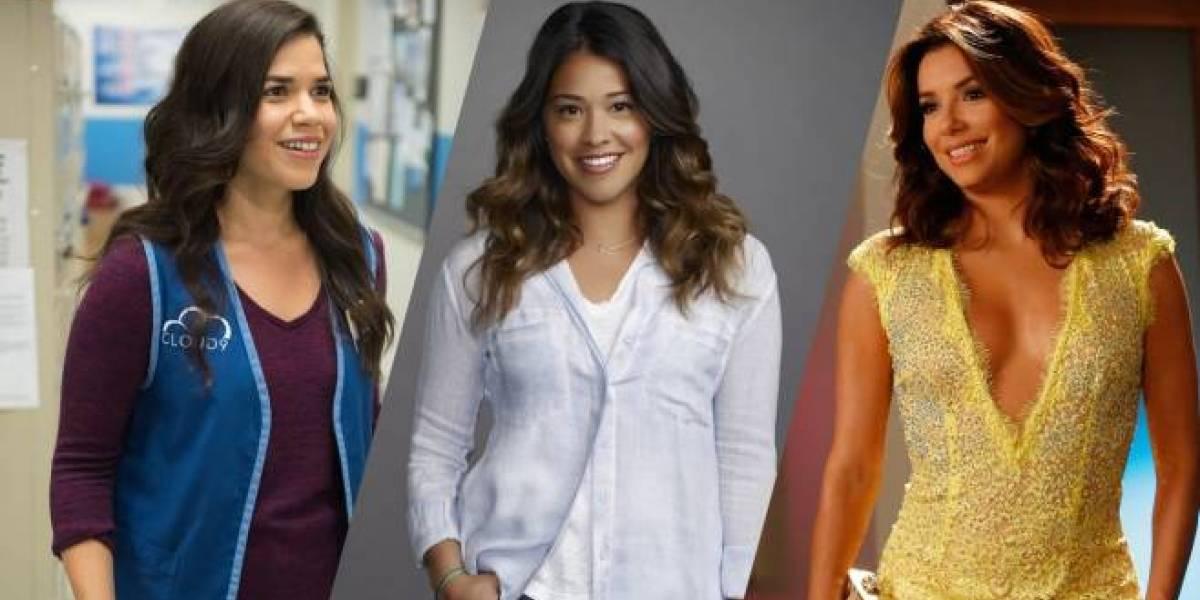 Actrices latinas con gran presencia en la TV
