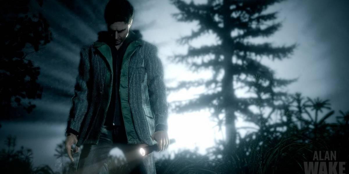 El videojuego Alan Wake será adaptado como serie de televisión