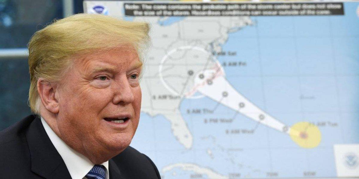 """Trump llama """"incompetente"""" a Carmen Yulín"""