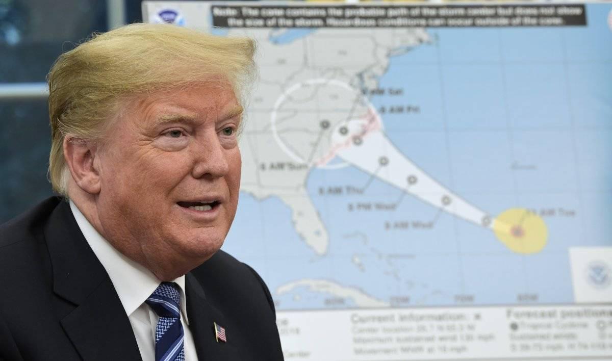 huracán Florence EEUU