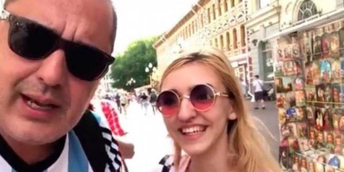 Argentina veta a aficionados que realizaron videos sexistas en el Mundial de Rusia 2018