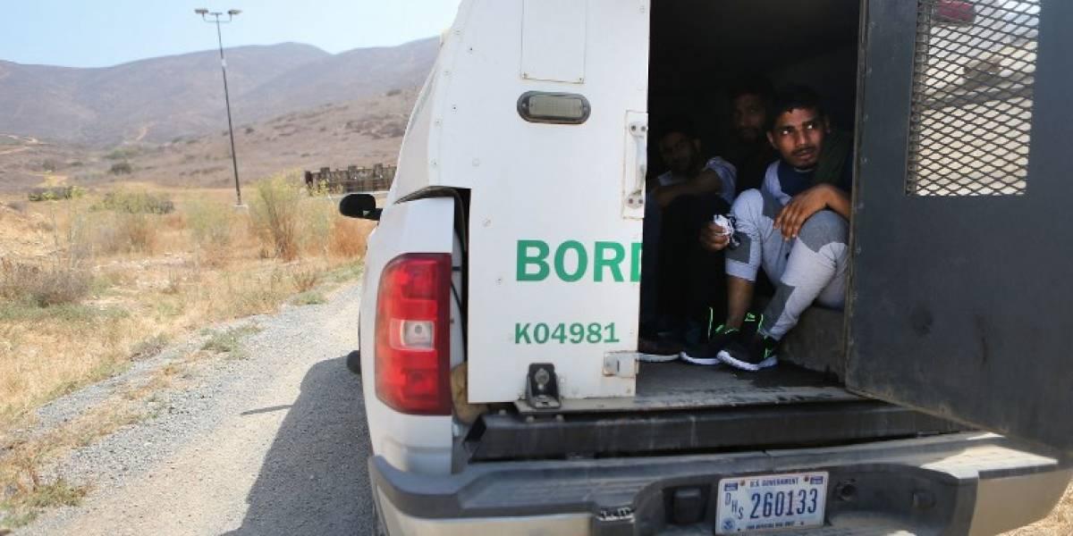 Aumenta número de familias migrantes que cruzaron ilegalmente a Estados Unidos