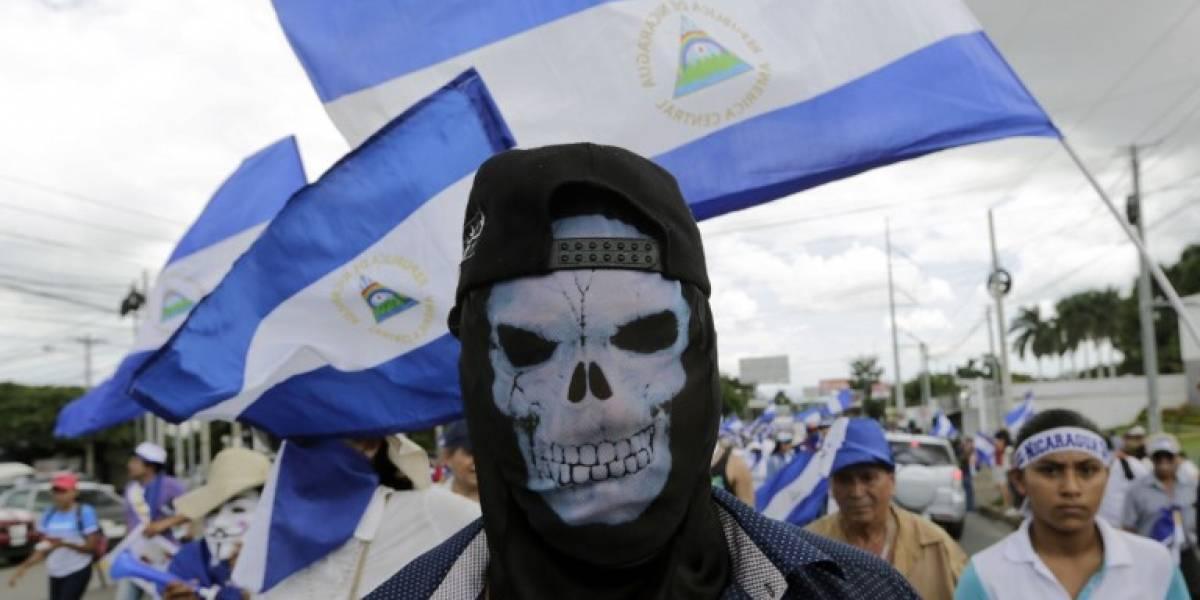 Aumentan detenciones de opositores en Nicaragua para disipar protestas