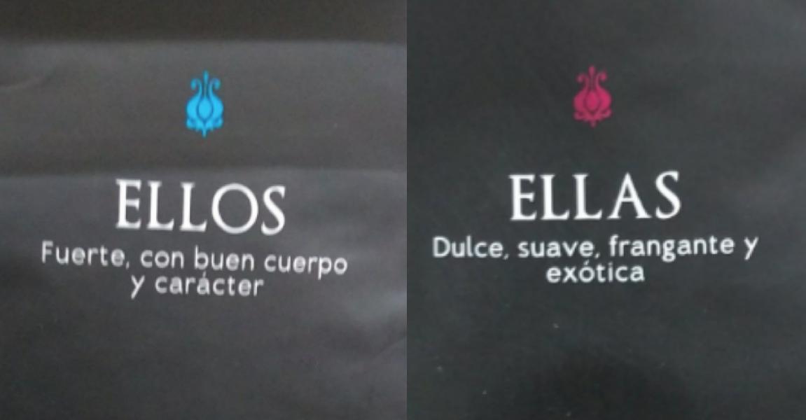 Fuertes críticas a marca de café por mensaje sexista en sus empaques