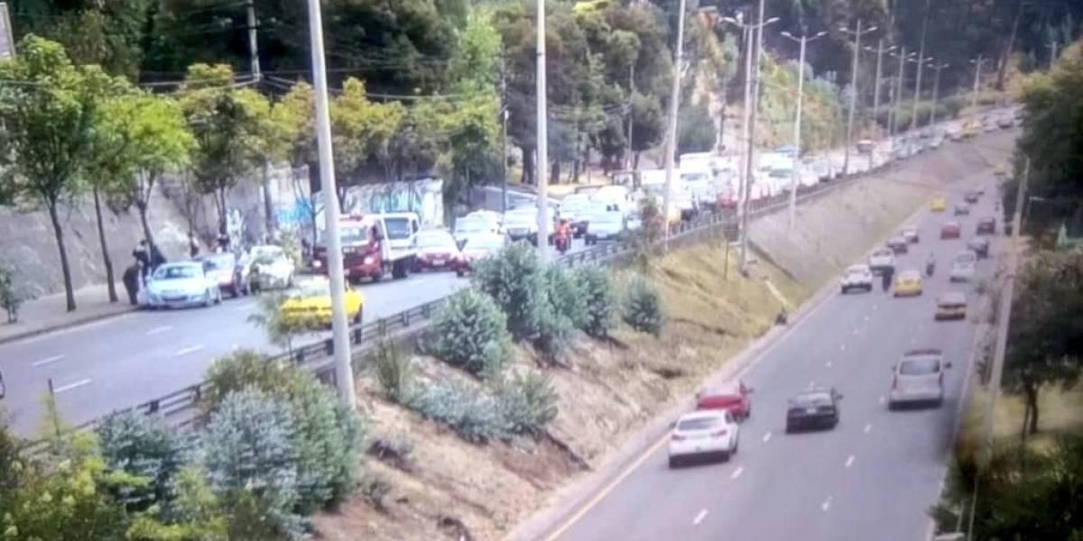 AMT explica posibles causas de tráfico inusual en Quito