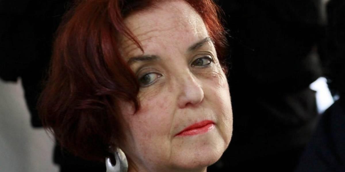 Ministra Gloria Hutt se refiere a filtración de tarjetas de crédito por parte de Correos de Chile