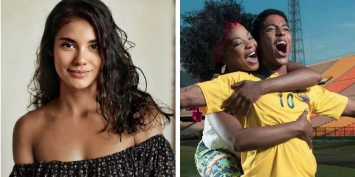 Actriz colombiana denuncia 'brutal' golpiza de su novio — Eileen Moreno