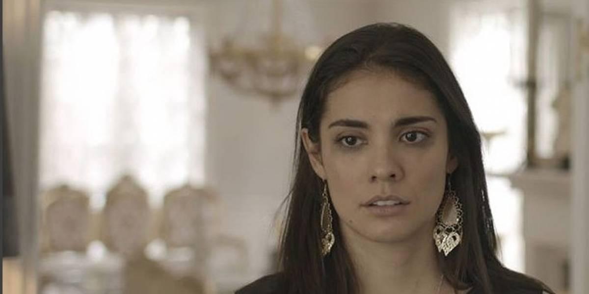 Denuncia Eileen Moreno que actor Alejandro García le dio una golpiza
