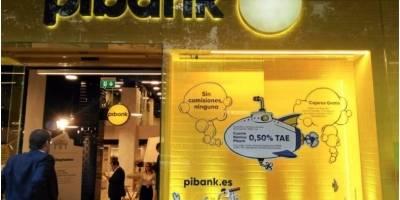 La entidad, del grupo Pichincha, completa su modelo de negocio con Pibank