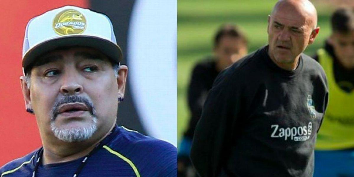 'El Chelís' considera que Maradona es un ser humano que está enfermo