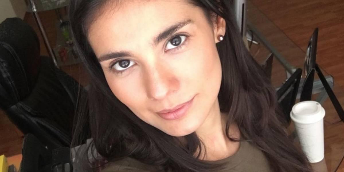 Actriz colombiana recibió brutal golpiza de su novio — Fotos