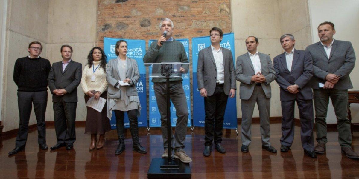 Distrito anuncia atención integral para los venezolanos en Bogotá