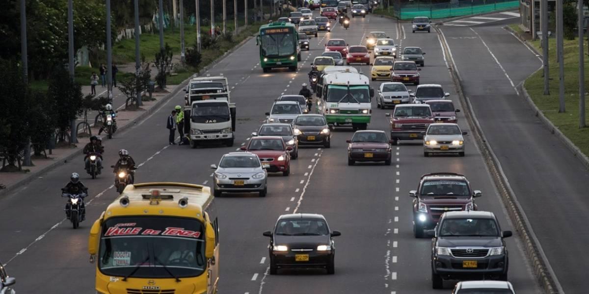 Diciembre, el mes con más muertes por accidentes de tránsito en Colombia