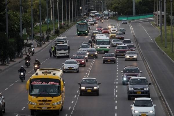 Accidentes de tránsito en Bogotá dejan tres muertos cada dos días