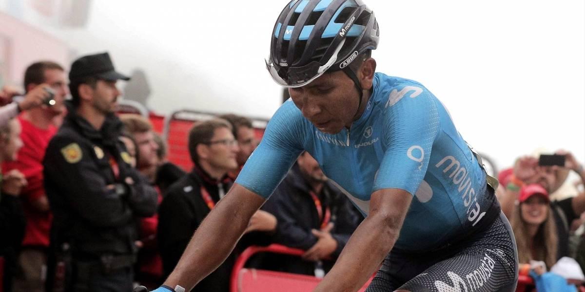 ¿Nairo se resignó? Contundentes declaraciones del ciclista colombiano