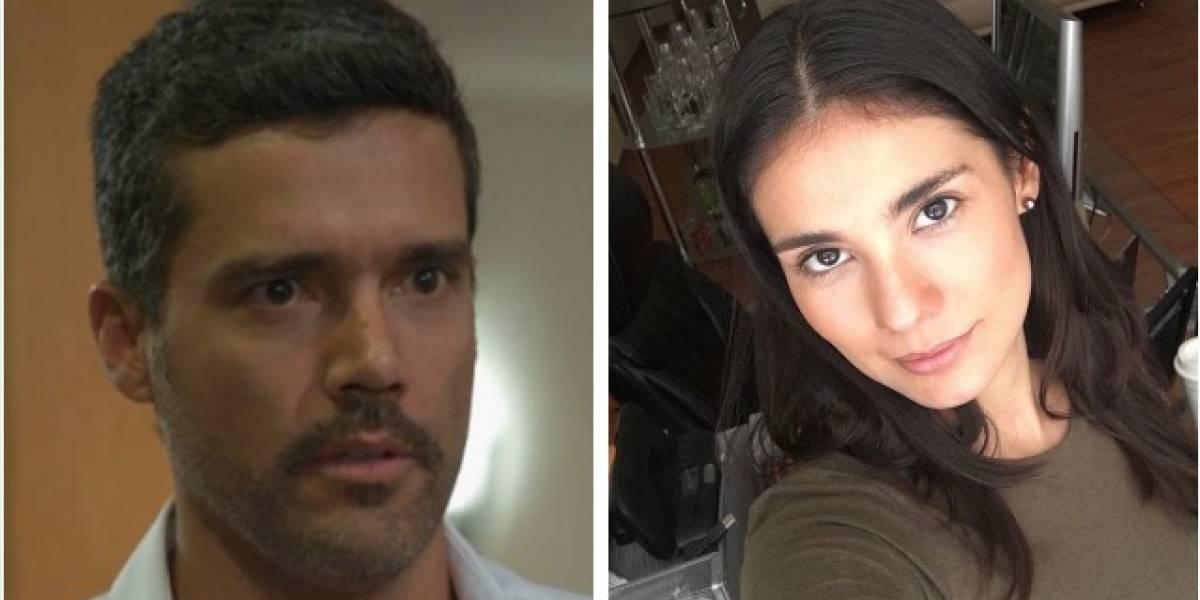 Habla mánager de Alejandro García, acusado de golpear a Eileen Moreno