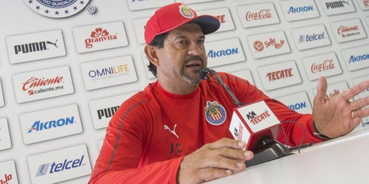 José Cardozo quiere en Chivas jugadores sin miedo