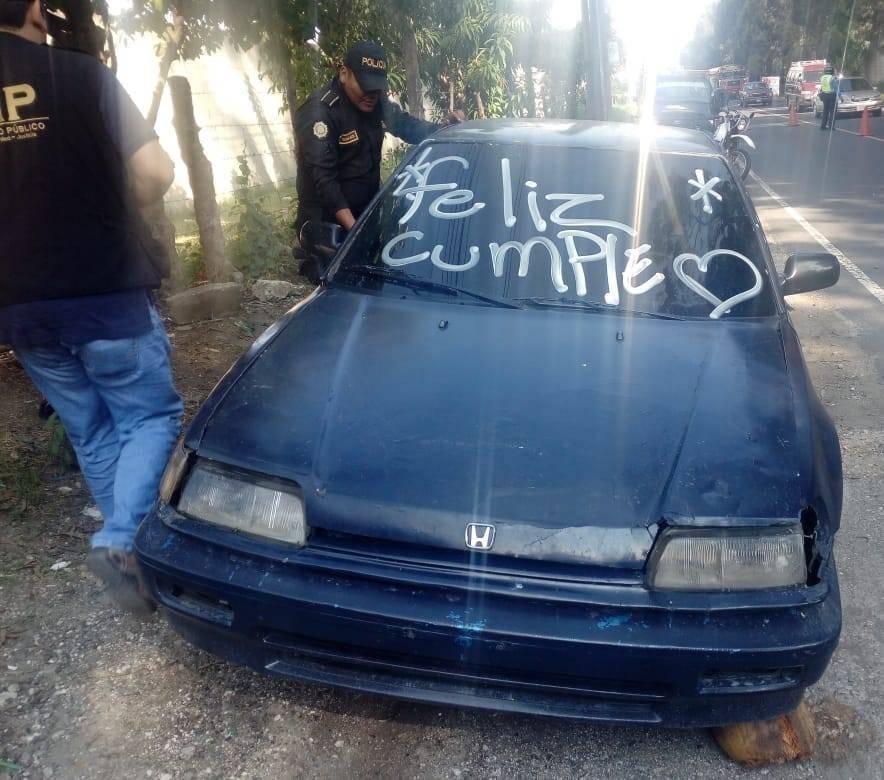 cocaína decomisada en Villa Nueva