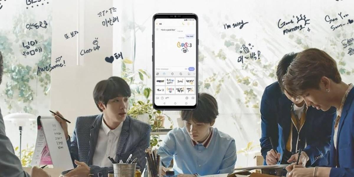 K-pop: Grupo BTS ganha seu próprio modelo de smartphone