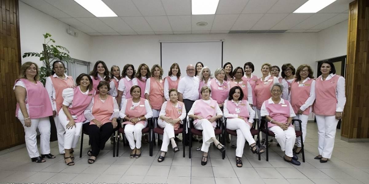 #TeVimosEn: Damas del Voluntariado HGPS celebran 13 aniversario