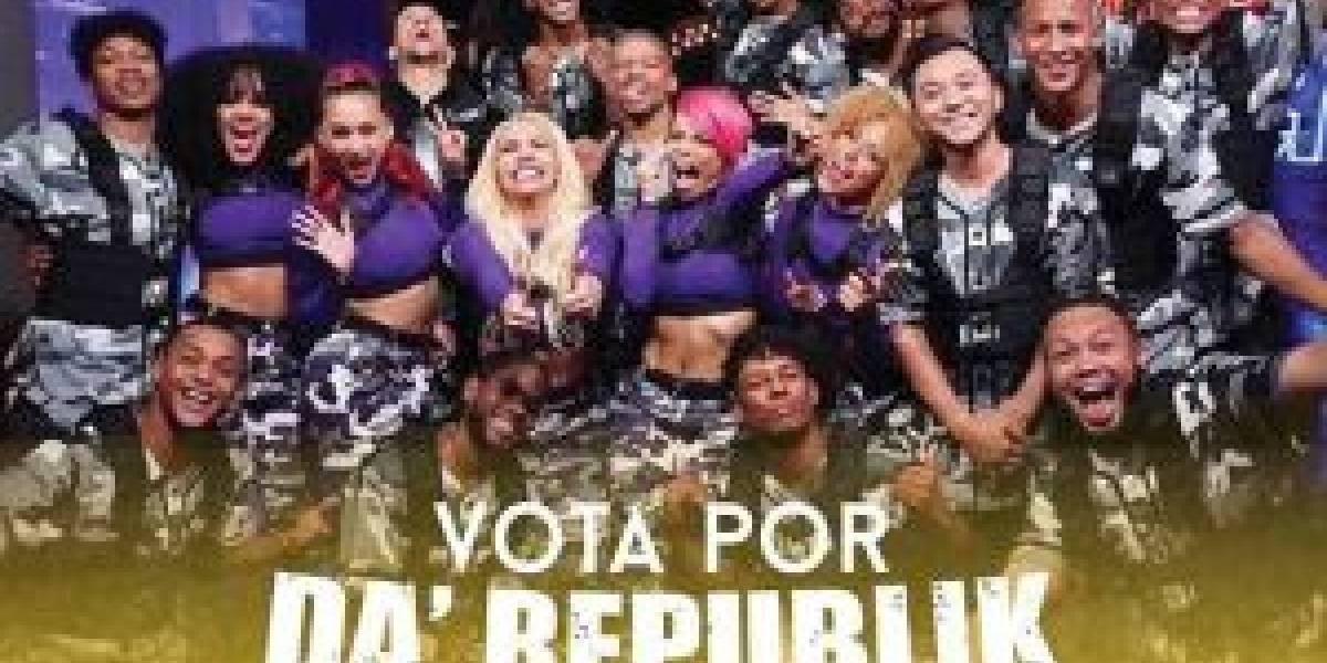 "Da Repúblik necesita votos para llegar a la final del concurso ""America's Got Talent"""
