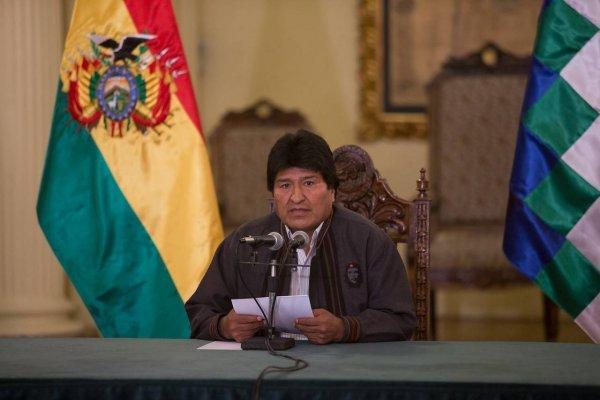 Evo Morales está confiado en el fallo ante La Haya