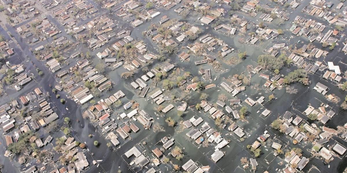 La simulación premonitoria que muestra la devastación que dejaría el huracán Florence