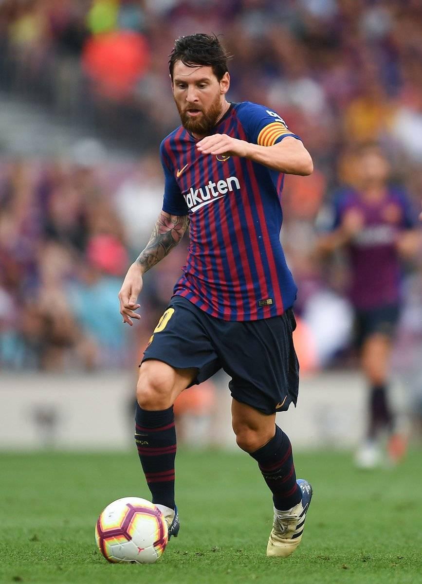 Leo Messi mide 1.7 m