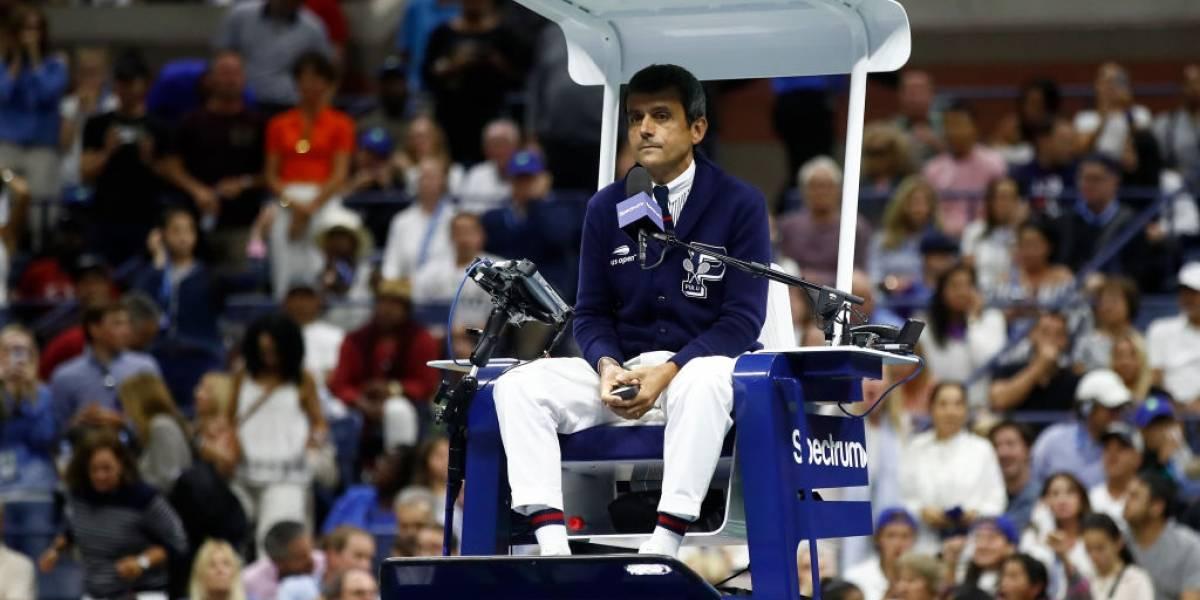 """Juez de silla rompe el silencio tras polémica con Serena Williams: """"El arbitraje a la carta no existe"""""""