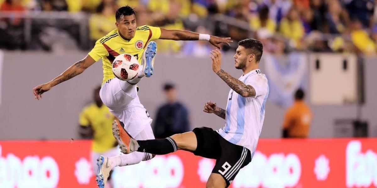 Argentina y Colombia aburren a todos en un amistoso para el olvido