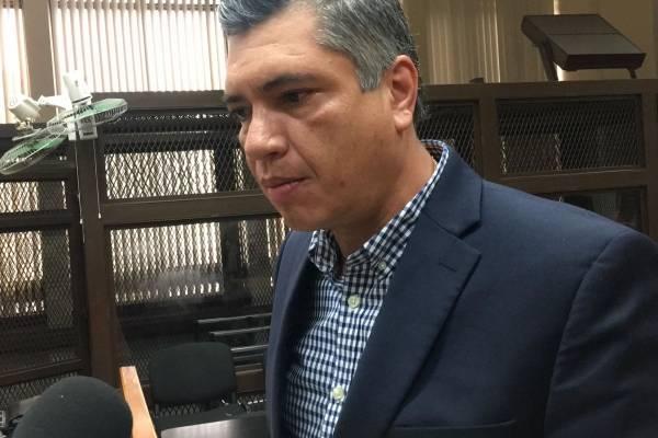 Gustavo Martínez Luna.
