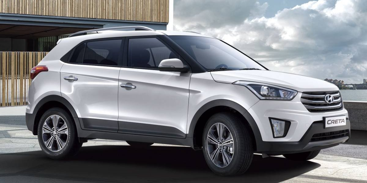 Hyundai actualiza y da nuevo look al Creta