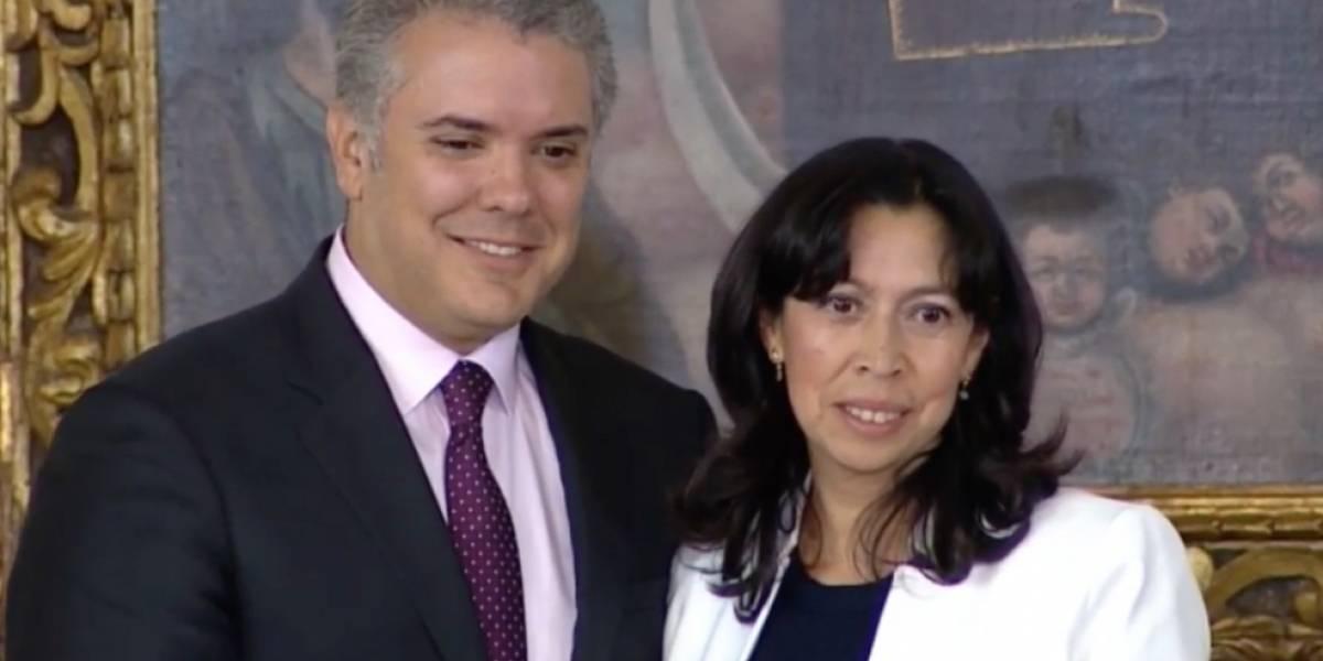 Yolanda González, primera mujer en asumir la dirección del Ideam