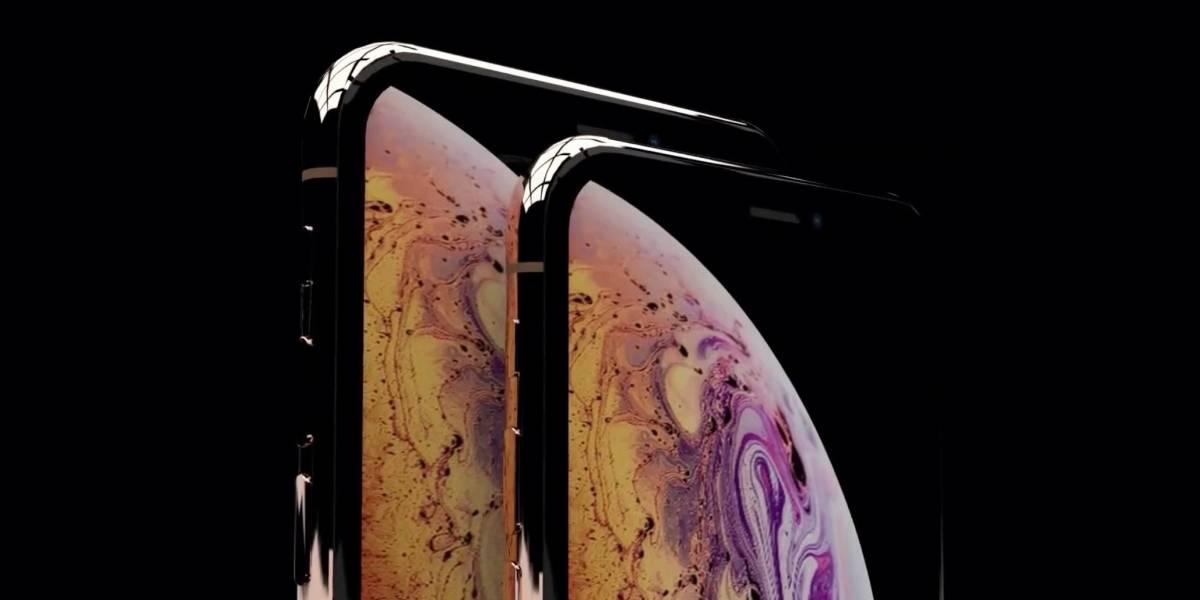 Novos iPhones Xs e Xs Max são anunciados: acabamento em gold e dois tamanhos