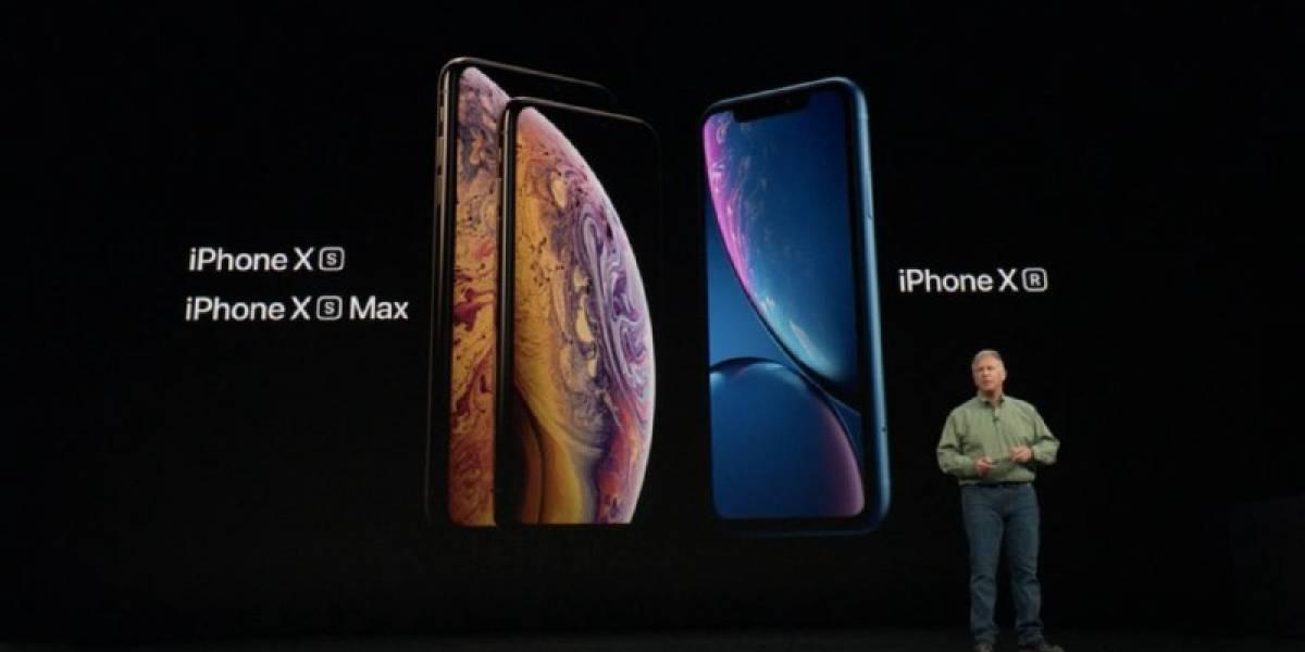 Así llegarán los iPhone Xs Max, Xs y Xr a AT&T en México: precios y disponibilidad