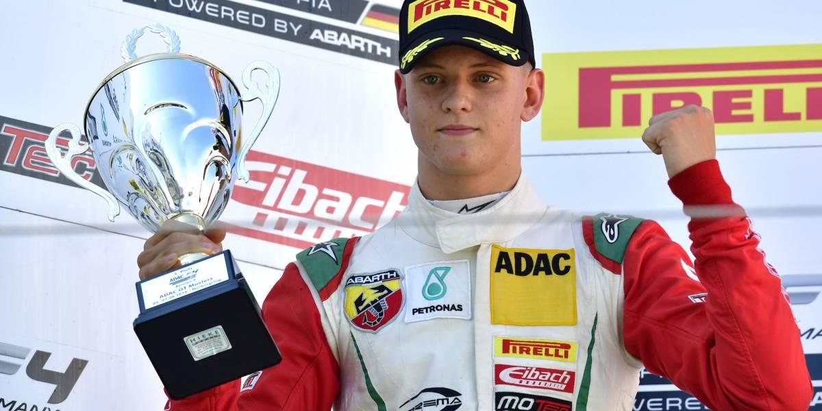 La escuadería que buscar colocar al hijo de Schumacher en la Fórmula 1