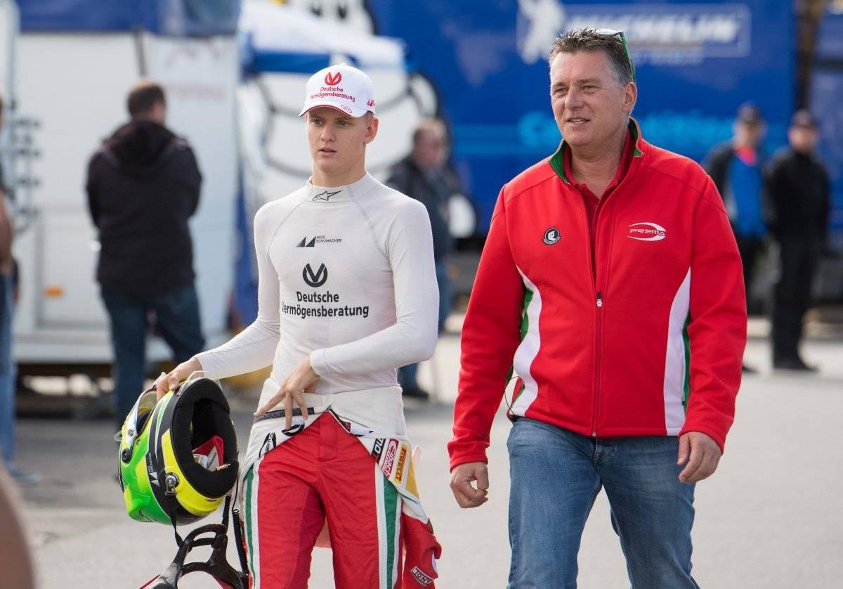 El joven piloto hizo su debut en el 2015 en la Fórmula 4 |GETTY IMAGES