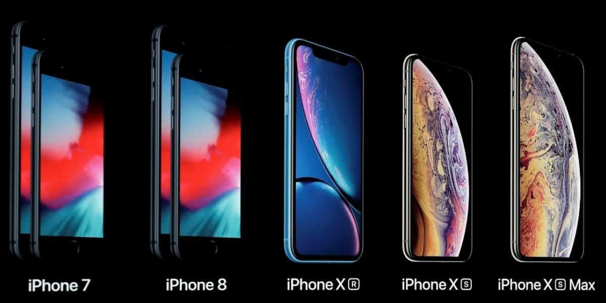 Precios y características de los nuevos iPhone y Apple Watch
