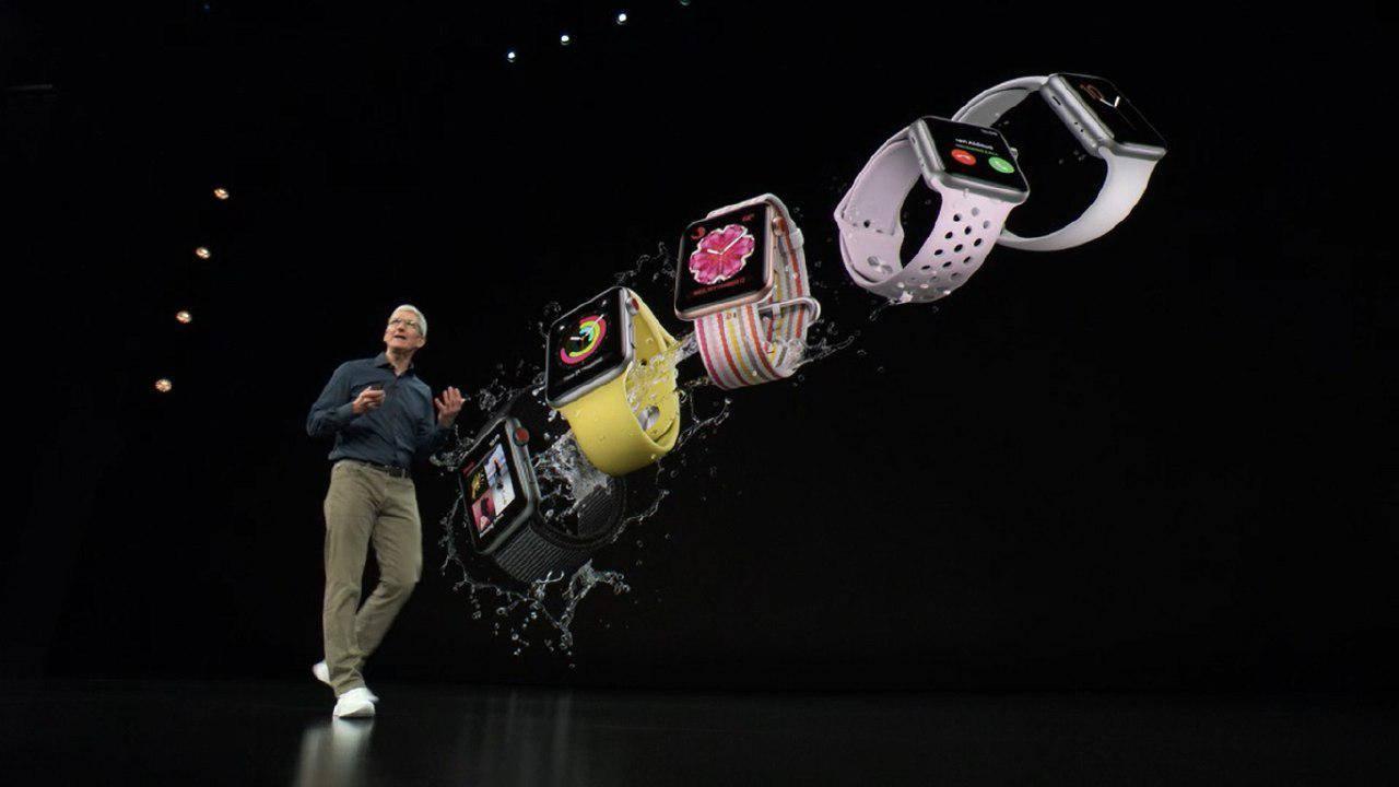 Por fin conocemos el nuevo Apple Watch Series 4: Así es el nuevo integrante de la familia