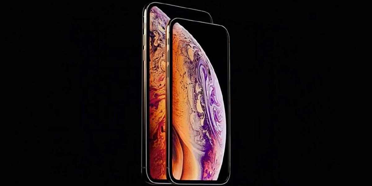 Apple presenta y hace oficial el iPhone Xs y iPhone Xs Max
