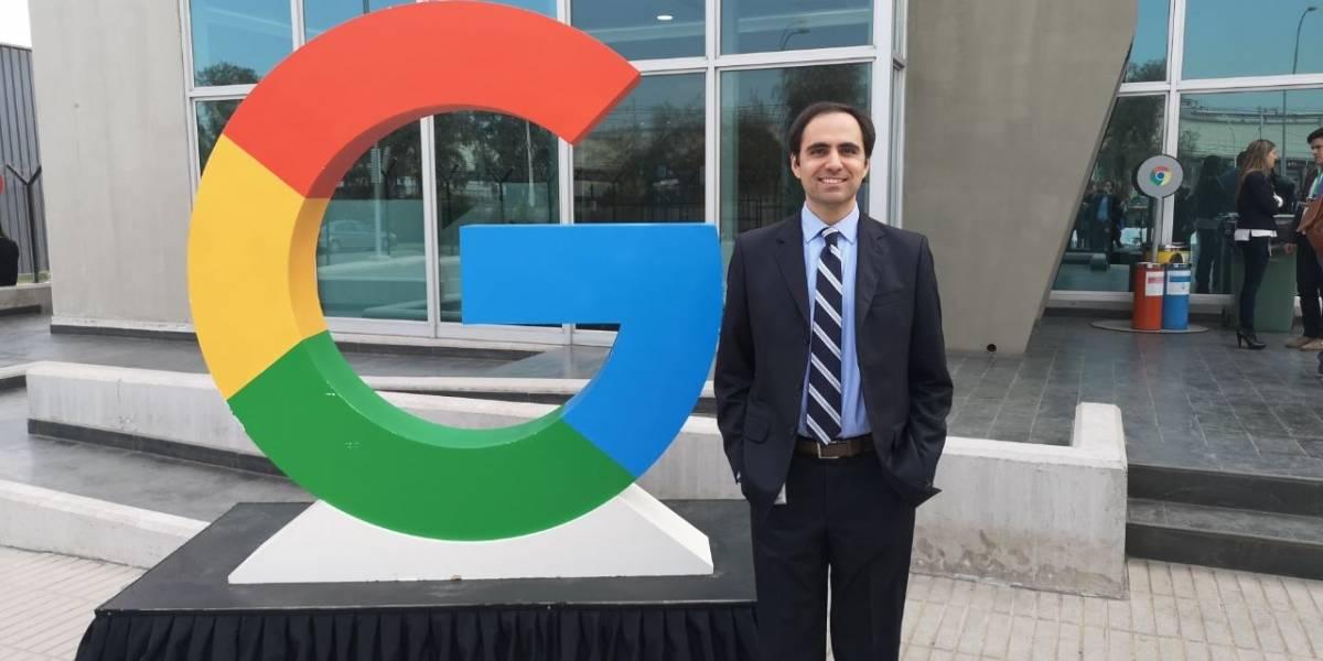 """Director LATAM de Google Cloud: """"El nuevo Data Center de Chile nos dará más velocidad y seguridad"""""""