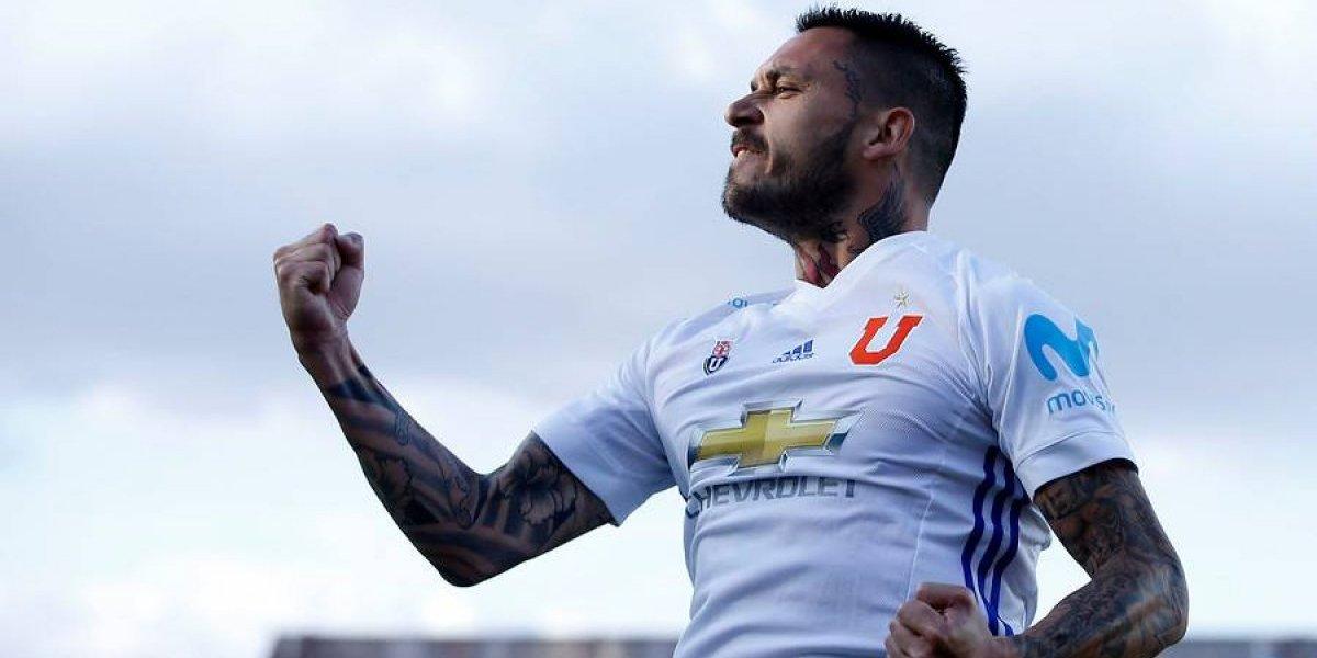 """Sifup insiste en su defensa a Mauricio Pinilla: """"Para nosotros es un jugador libre"""""""