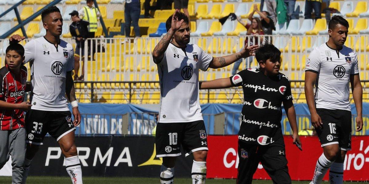 Colo Colo jugará ante el Morning para preparar el partido de Libertadores con Palmeiras