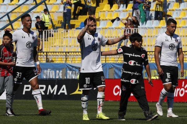 Colo Colo quiere festejar en el torneo continental / imagen: Photosport