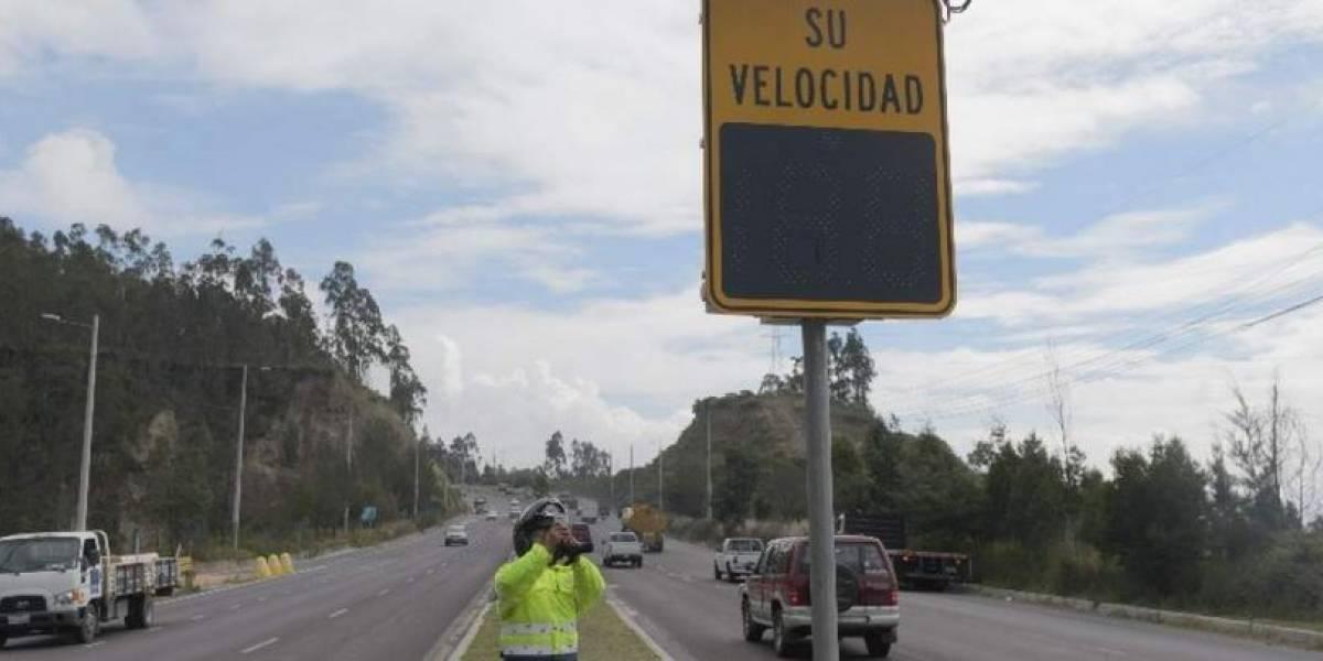 Quito: Listado de radares que circula en redes sociales es falso
