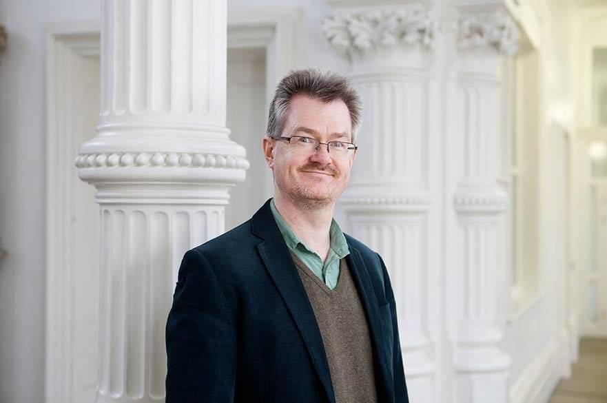 Rob Ackrill, profesor en el departamento de economía de la Universidad de Nottingham Trent, Reino Unido